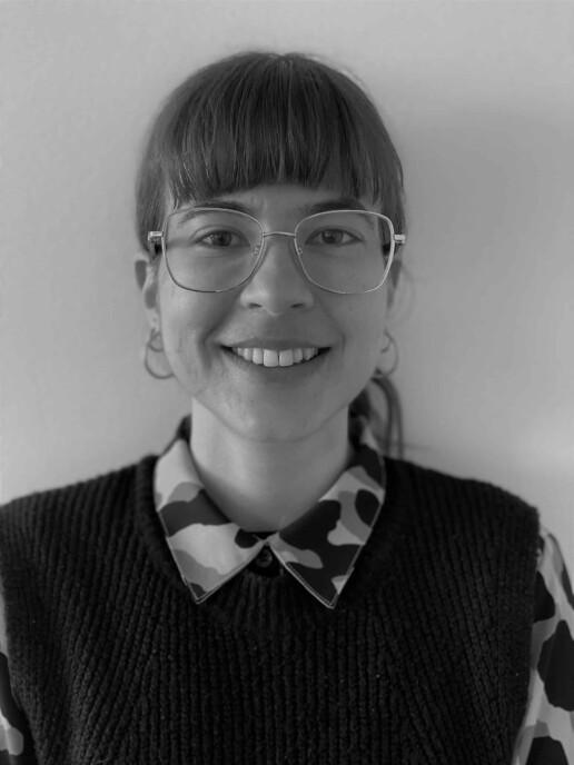 tudentermedhjælper Rafaela Rodrigues